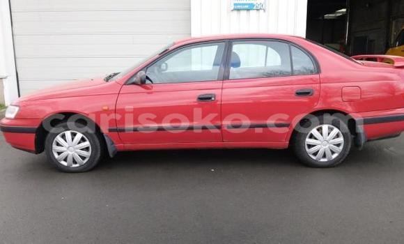 Buy Used Toyota Carina E Red Car in Kigali in Rwanda