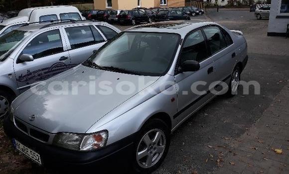 Buy Used Toyota Carina E Silver Car in Kigali in Rwanda