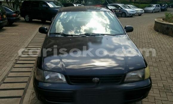 Acheter Occasion Voiture Toyota Carina Noir à Kigali au Rwanda