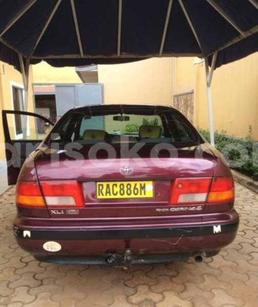 Big with watermark toyota carina 1997 bakemugi 0789772120 5500000 manual 177000km 2