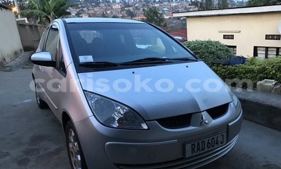 Buy Used Mitsubishi Colt Silver Car in Gicumbi in Rwanda
