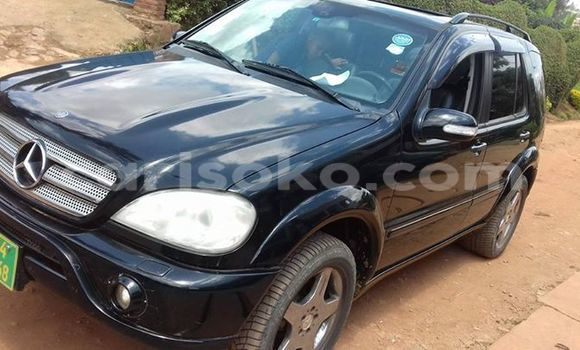Buy Used Mercedes-Benz ML–Class Black Car in Gicumbi in Rwanda