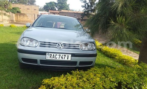 Buy Used Volkswagen Golf Silver Car in Gicumbi in Rwanda