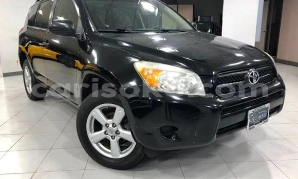 Buy Import Toyota RAV4 Black Car in Nyamagabe in Rwanda
