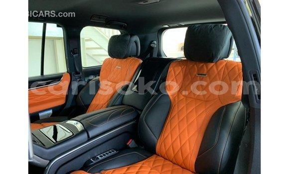 Buy Import Lexus LX Black Car in Import - Dubai in Rwanda