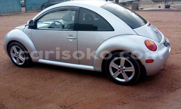Buy Used Volkswagen Beetle Silver Car in Gicumbi in Rwanda