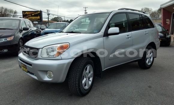 Acheter Importé Voiture Toyota RAV4 Gris à Rusizi, Rwanda
