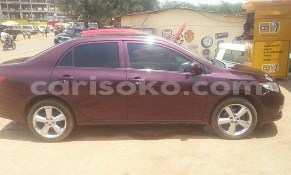 Acheter Occasion Voiture Toyota Corolla Autre à Gicumbi au Rwanda