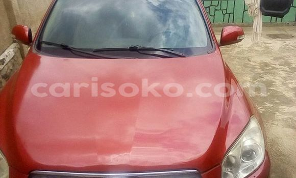 Buy Used Toyota RAV4 Red Car in Gicumbi in Rwanda