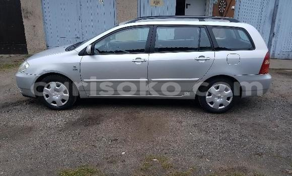 Acheter Occasion Voiture Toyota Corolla Gris à Kigali, Rwanda