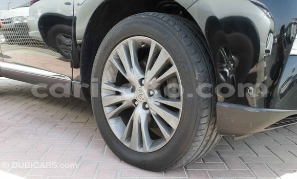 Gura Imported Lexus RX 350 Black Imodoka i Import - Dubai mu Rwanda