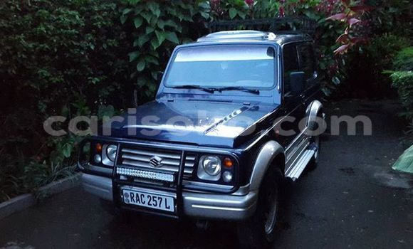 Buy Used Suzuki Jimny Black Car in Gicumbi in Rwanda