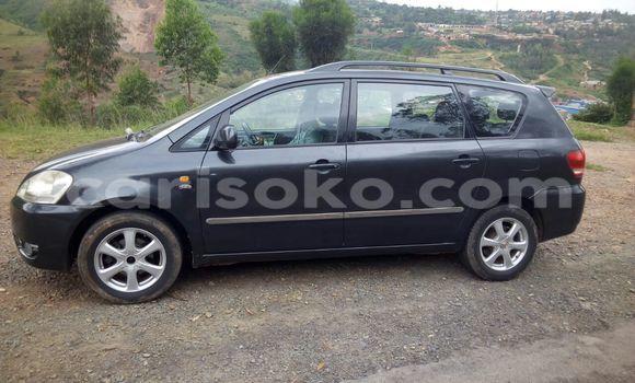 Buy Used Toyota Avensis Black Car in Kigali in Rwanda