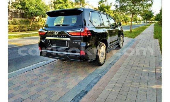 Acheter Importé Voiture Lexus LX Noir à Import - Dubai, Rwanda