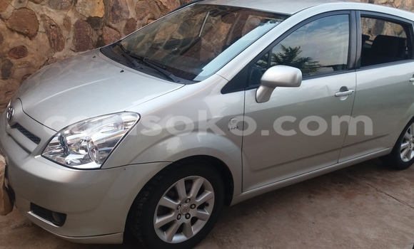 Buy Used Toyota Corolla Silver Car in Kigali in Rwanda