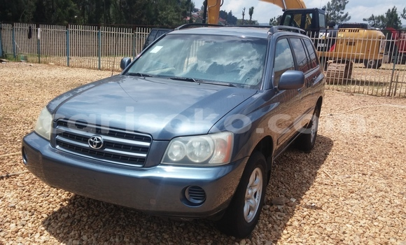 Buy Used Toyota Highlander Other Car in Kigali in Rwanda