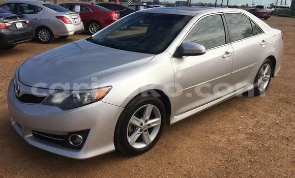 Buy Used Toyota Camry Silver Car in Kigali in Rwanda