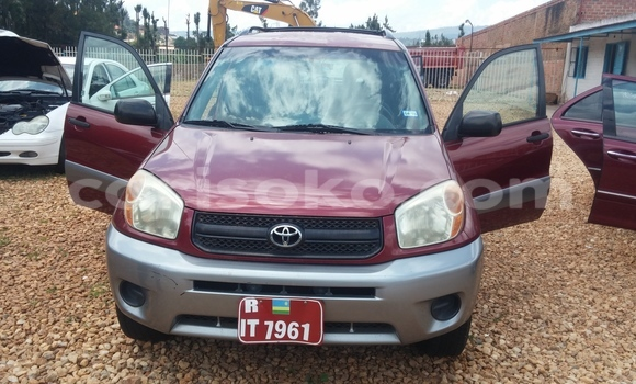 Buy Used Toyota 4Runner Other Car in Kigali in Rwanda