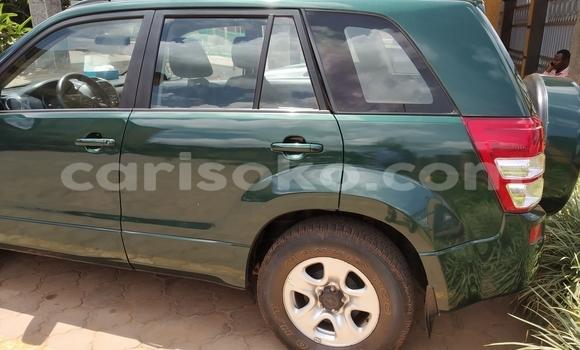 Acheter Occasion Voiture Suzuki Vitara Vert à Kigali, Rwanda