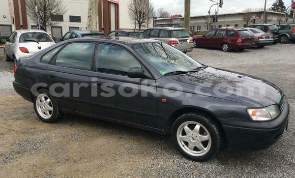 Acheter Importé Voiture Toyota Carina E Noir à Kigali, Rwanda