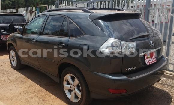 Acheter Occasion Voiture Lexus RX 330 Noir à Kigali au Rwanda