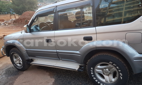 Buy Used Toyota Land Cruiser Prado Other Car in Kigali in Rwanda