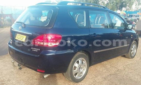 Buy Used Toyota Avensis Black Car in Gicumbi in Rwanda