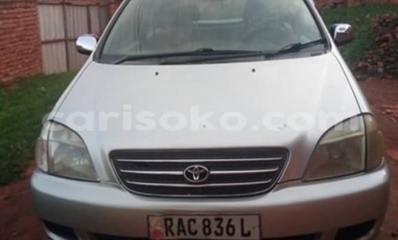 Acheter Occasion Voiture Toyota Nadia Gris à Kigali, Rwanda