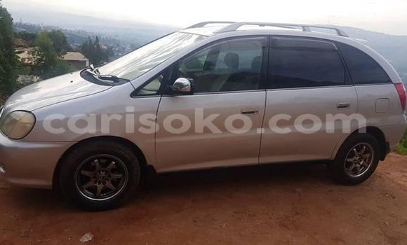 Buy Used Toyota Nadia Silver Car in Kigali in Rwanda