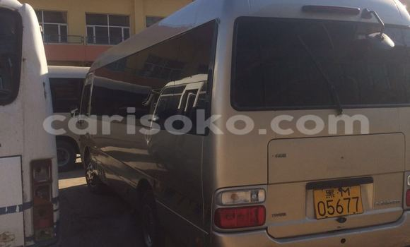 Buy Used Toyota Coaster Other Car in Kigali in Rwanda