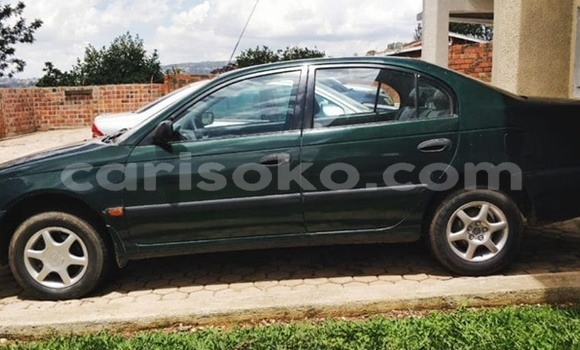 Buy Used Toyota Avensis Green Car in Kigali in Rwanda