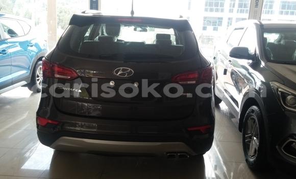 Acheter Neuf Voiture Hyundai Santa Fe Noir à Kigali au Rwanda