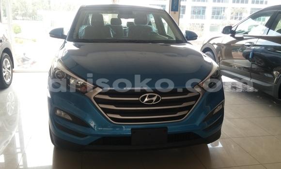 Acheter Neuf Voiture Hyundai Santa Fe Bleu à Kigali au Rwanda