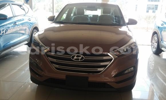Acheter Neuf Voiture Hyundai Santa Fe Marron à Kigali au Rwanda