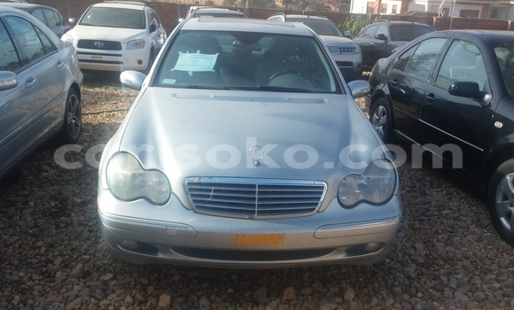 Buy Used Mercedes-Benz C–Class Silver Car in Kigali in Rwanda