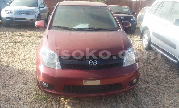 Buy Used Toyota bB Red Car in Kigali in Rwanda