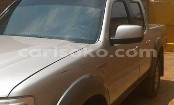 Buy Used Ford Ranger Silver Car in Gicumbi in Rwanda