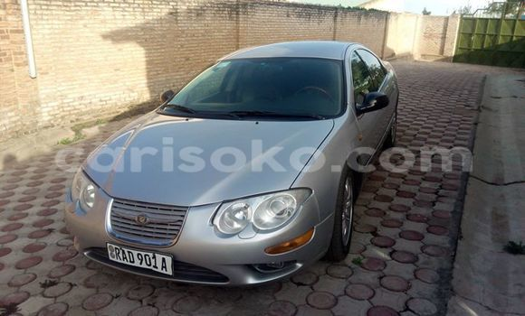 Buy Used Chrysler 300 Silver Car in Gicumbi in Rwanda