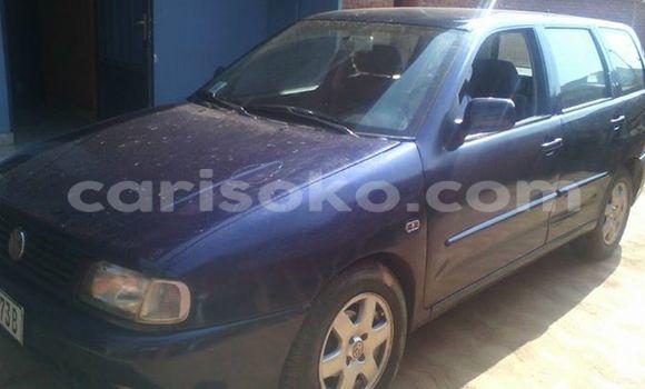 Buy Used Volkswagen Polo Blue Car in Gicumbi in Rwanda