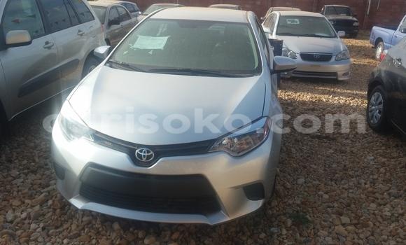 Acheter Neuf Voiture Toyota Corolla Gris à Kigali, Rwanda