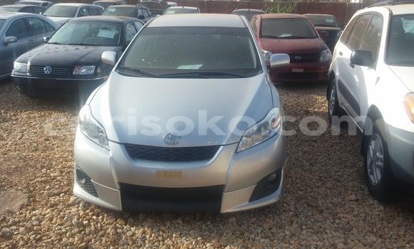 Acheter Occasion Voiture Toyota Matrix Gris à Kigali au Rwanda