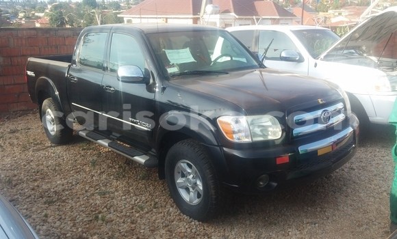 Acheter Occasion Voiture Toyota Tundra Noir à Kigali au Rwanda