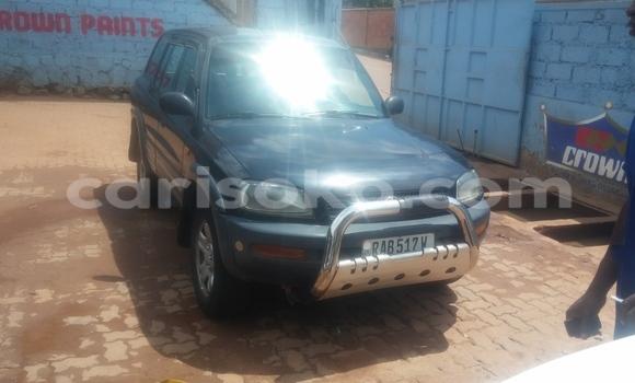 Acheter Occasion Voiture Toyota RAV4 Noir à Kigali au Rwanda