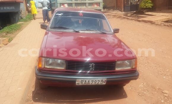 Acheter Occasion Voiture Peugeot 305 Rouge à Kigali au Rwanda