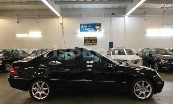 Buy Used Mercedes-Benz C–Class Black Car in Kigali in Rwanda