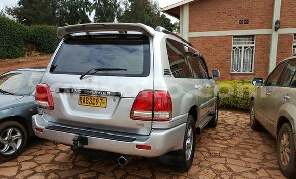 Acheter Occasion Voiture Toyota Land Cruiser Gris à Gicumbi au Rwanda