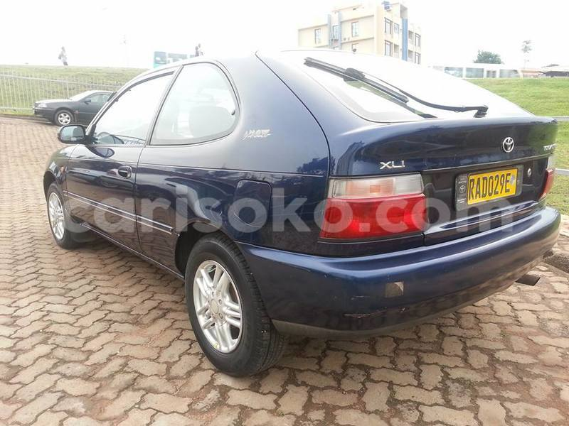 Big with watermark elis e corolla 1996 petrol 3 500 000 0788424861