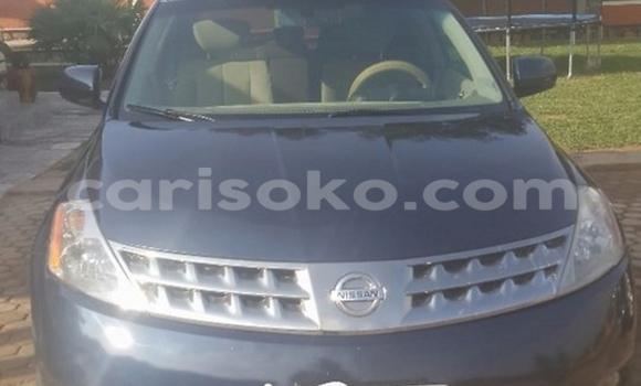 Buy Used Nissan Murano Blue Car in Kigali in Rwanda