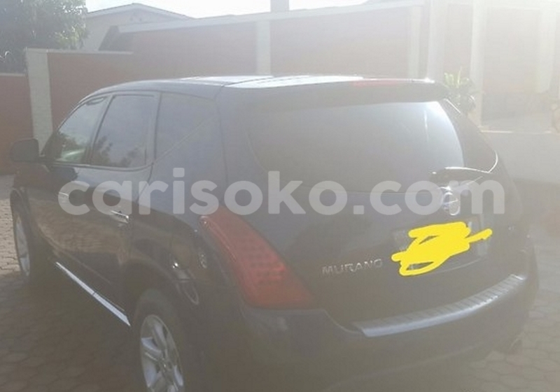 Big with watermark nissan murano 2006 juste k 2006 120k negotiable 2