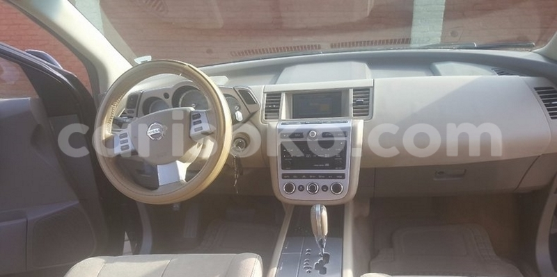 Big with watermark nissan murano 2006 juste k 2006 120k negotiable 4